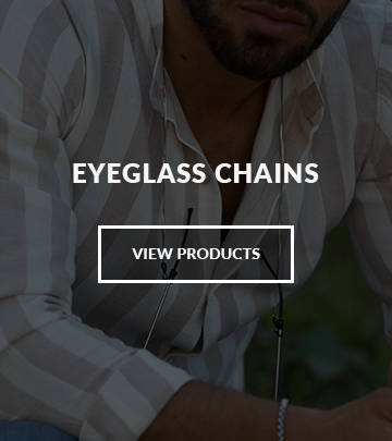 Sunglass and eyeglass chains | Cavemen