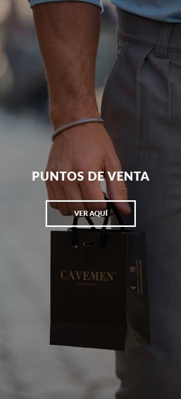 Puntos de venta | Cavemen